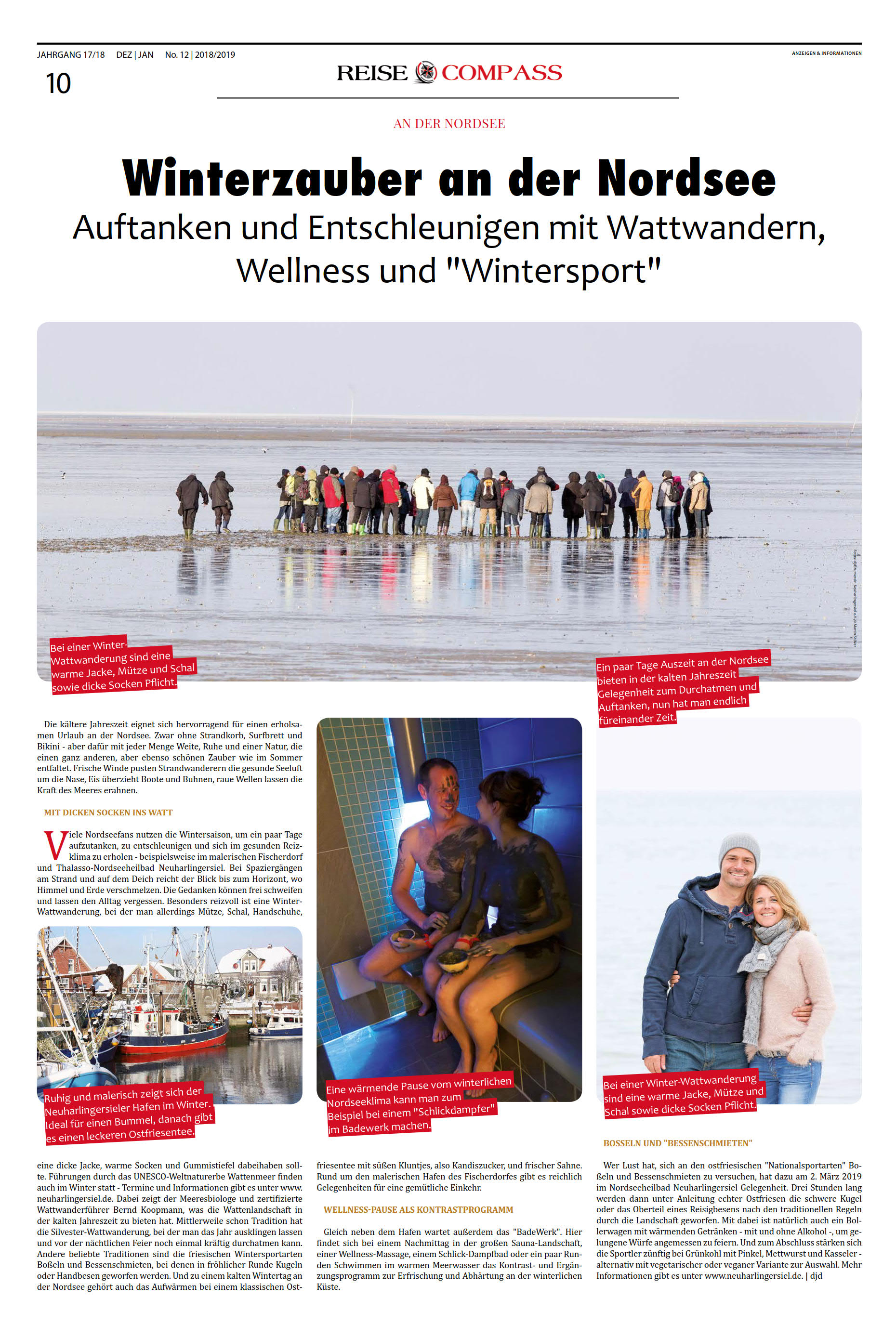 8d233a5ed3014 Musterseiten Reisecompass - GD Medienverlag - Excellence in Medien ...